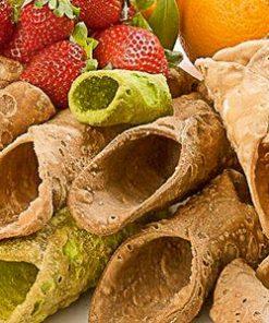 Cialde per cannoli siciliani